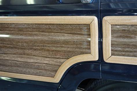 Jeep Wagoneer Wood Trim Grand Wagoneer Woodgrain Kit With 1 1 2 Inch Trim