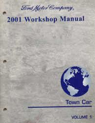 manual repair free 2001 lincoln town car free book repair manuals 2001 lincoln town car workshop manual