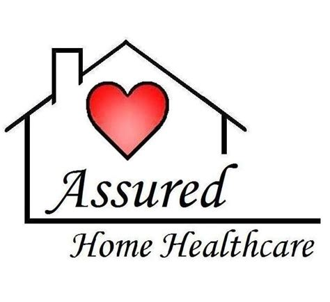 assured home healthcare logo yelp