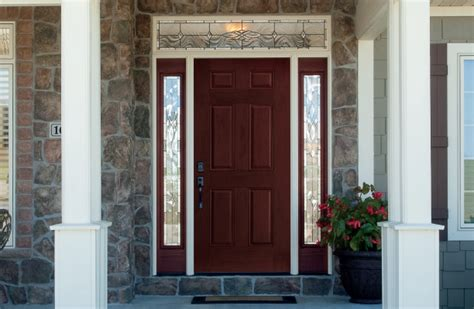 Door With Sidelights by Sidelights And Transoms Pella