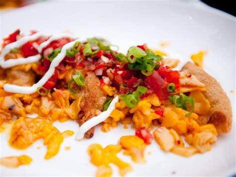 chef warner recipes nippon nachos recipe justin warner food network