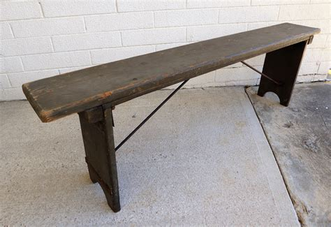 military bench sold jet age