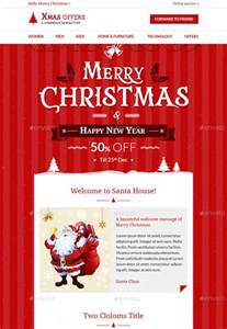 17 christmas newsletter templates free psd eps ai