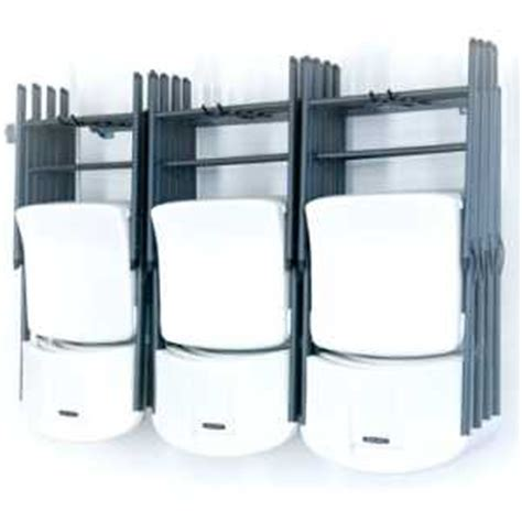 Table And Chairs With Storage by Storing Folding Tables Folding Chair Storage Rack Garage