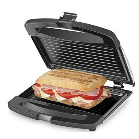 sandwich maker black and decker new black decker sandwich and panini maker panini