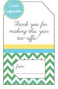 printable gift tags teacher appreciation teacher appreciation week printable 5 of 5 tea gift tags