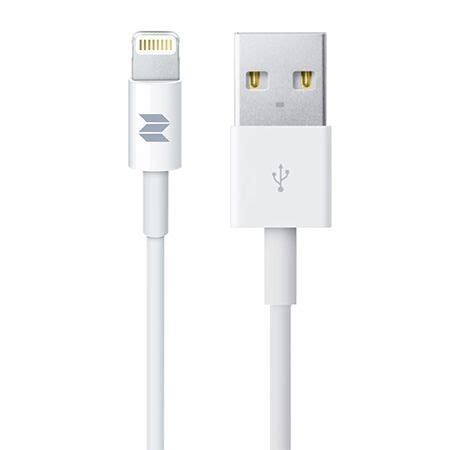 Rock Kabel Usb Apple Lightning 1m Iphone Ipod Hitam rock lightning kabel do iphone 1m biały 34237 etuistudio