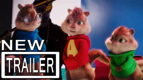 Chaki Kfc Alfin And The Chipmunks alvin and the chipmunks the road chip trailer official