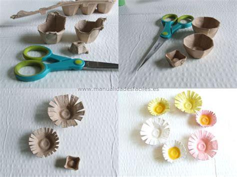 manualidades hechas con material reciclable paso a paso flor de cactus hechos con material reciclado