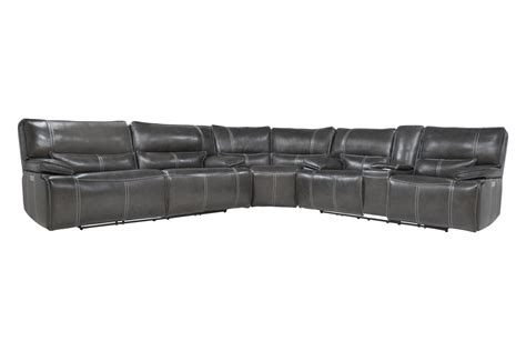power sectional sofia power sectional mor furniture for less