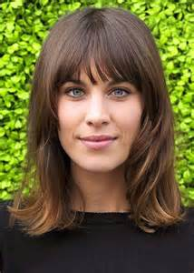 hair cuts all hair 20 best medium hair cuts with bangs hairstyles