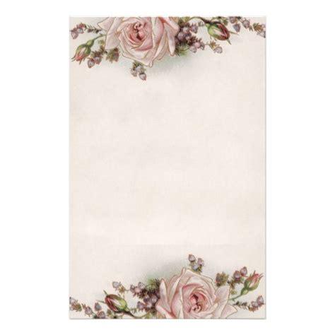 Free Printable Elegant Stationery | 8 best images of elegant rose stationery free printable