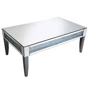 mirrored glass coffee table shop for cheap tables and