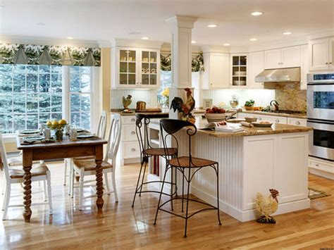 house decorating ideas kitchen country kitchen design pictures and decorating ideas