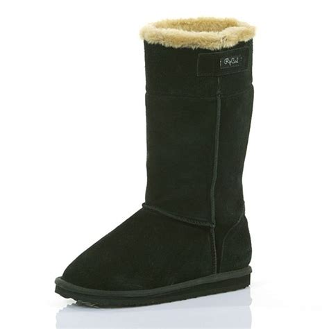 fluffy ugg slippers rip curl fluffy ugg boots black free uk delivery on