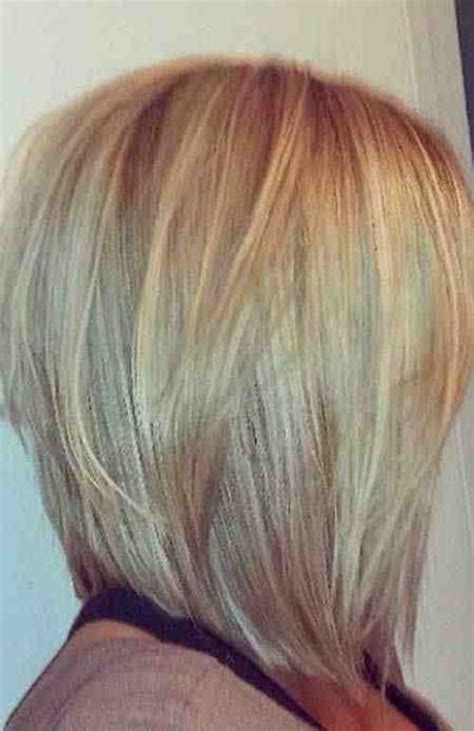 how to cut medium length hair shorter in back than front 15 short shoulder length haircuts short hairstyles 2017