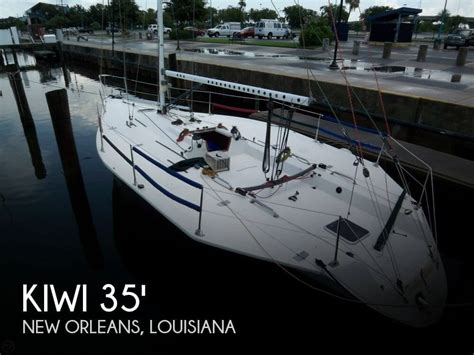 pontoon boats for sale new orleans for sale used 1985 kiwi 35 ventura racer in new orleans