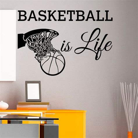 basketball wall murals 25 best ideas about basketball is on play netball all and netball