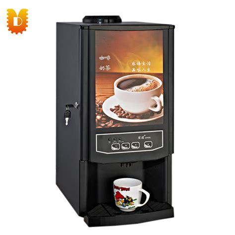 Instant Coffee Vending commercial office instant coffee machine in food