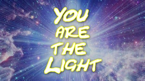 You Are The Light you are the light 432hz