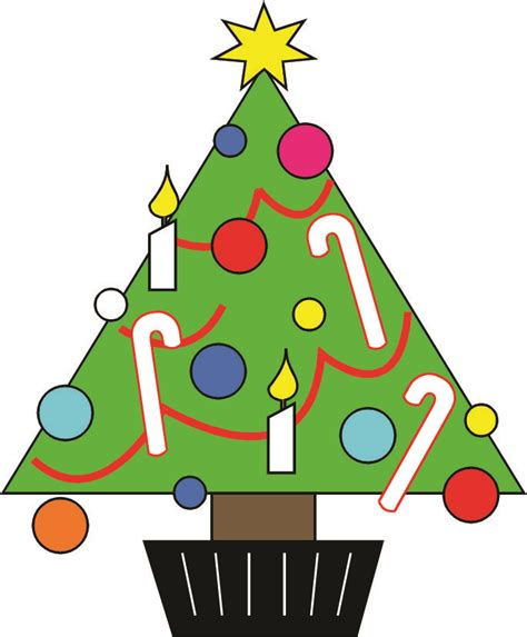 christmas tree cartoon ria9dedil public domain free a tree free clip free clip on clipart library