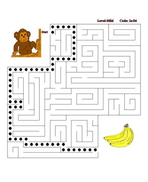 printable mazes with more than one solution bluebonkers free printable maze puzzle sheet mild 1a