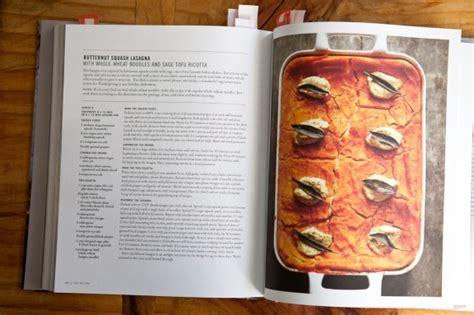 butternut squash lasagna with tofu ricotta