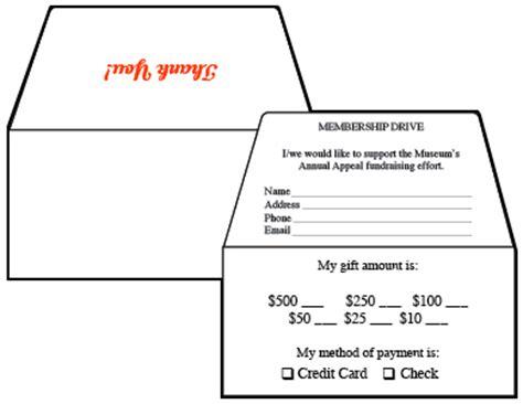 Credit Card Size Envelope Template Remittance Envelope Sizes