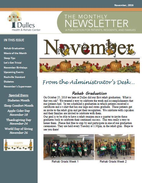 monthly newsletter click to open our monthly newsletter