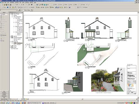 House Barn Plans Floor Plans by Lake District Architect Autodesk Revit Resources Index Page