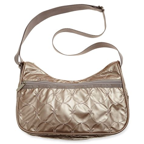 Flight Hobo by Lyst Lesportsac Classic Hobo In Metallic