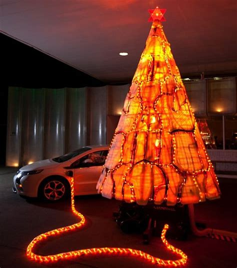 christmas tree electric parts the 10 best recycled trees homecrux