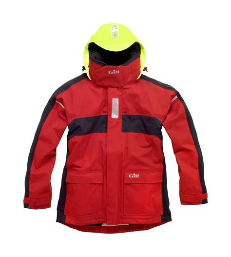 erkek coast ceket redgraphite  gill  yat giyim