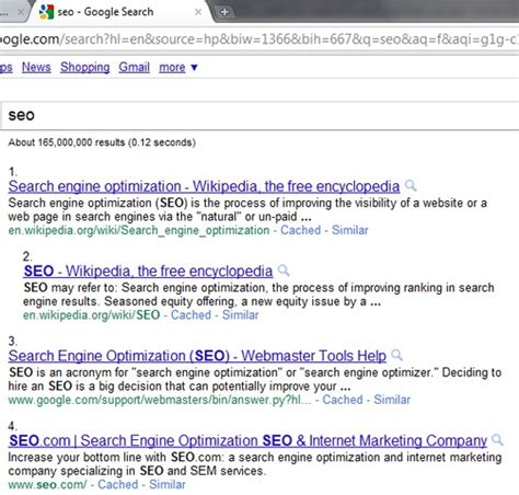 how to number results in firefox and chrome search engine journal