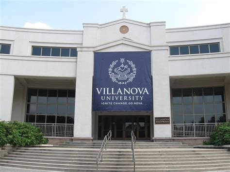 Tuition Cost For Villanova Mba by Schools Colleges Villanova
