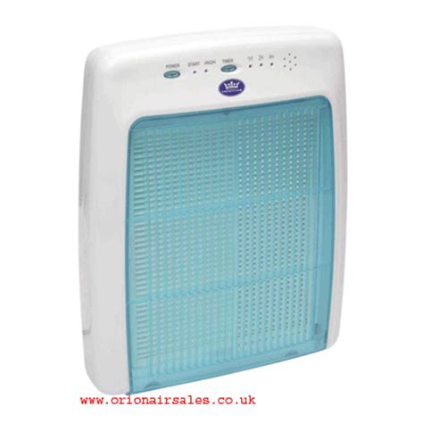 prem i air eh0318 hepa air purifier for allergies with ioniser
