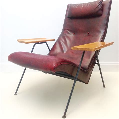 Design Armchair Form Amp Function Robin Day Reclining Chair1952