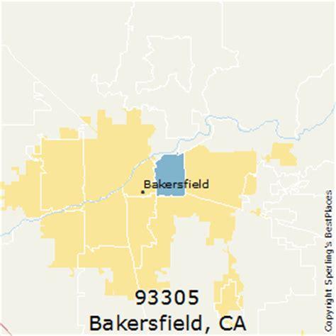 zip code map bakersfield ca best places to live in bakersfield zip 93305 california