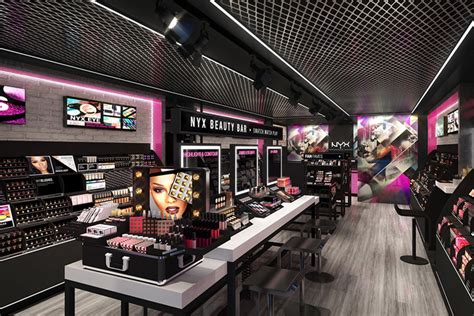 Make Up Shop we can t wait to check out the canadian nyx store in toronto see more photos of the store