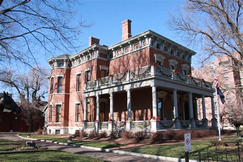 harrison house benjamin harrison house 1230 north delaware street