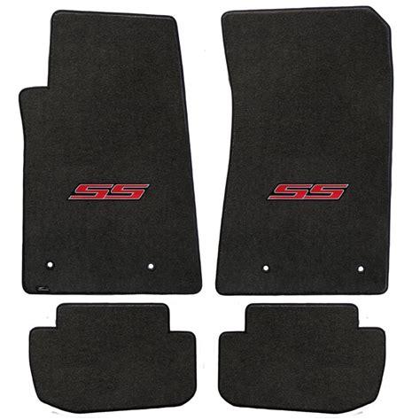 camaro mats lloyd mats chevy camaro ss logo floor mats 620005