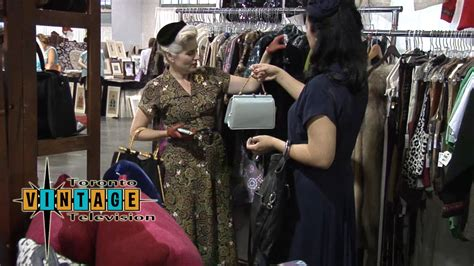 tv tv episode 10 the toronto vintage clothing show