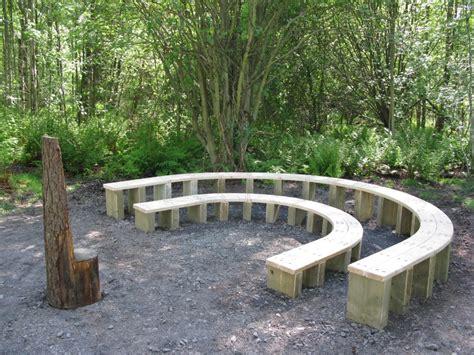 outdoor seating area tokai park parkscape