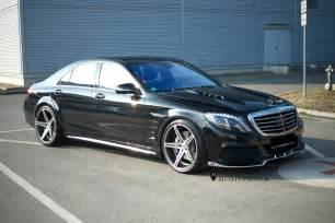 Mercedes S Calss Mercedes S Class By Moshammertuningcult