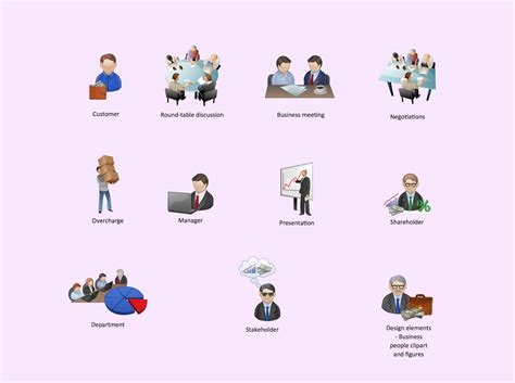 business clipart business clipart business and finance illustrations