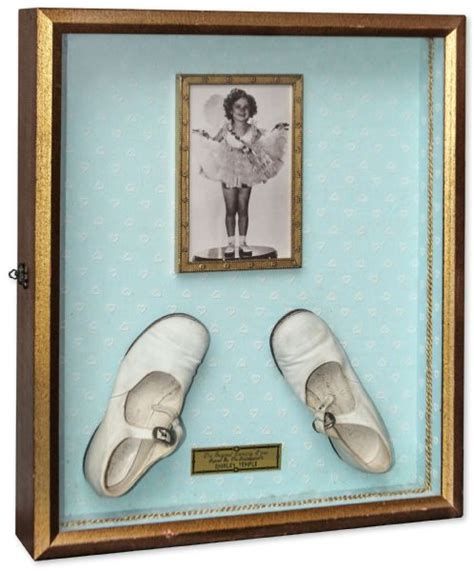 what weighs 5000 pounds and wears glass slippers lot detail shirley temple signed original