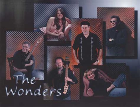 the wonder the wonders band