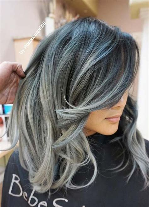 Harga Matrix Hair Color Grey best 25 hair melt ideas on color melting hair