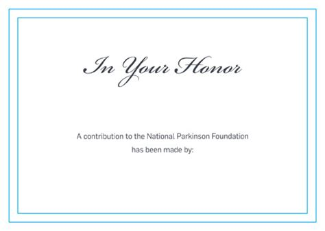 Thank You Note For Donation In Honor Memorial Fundraising Wording Just B Cause