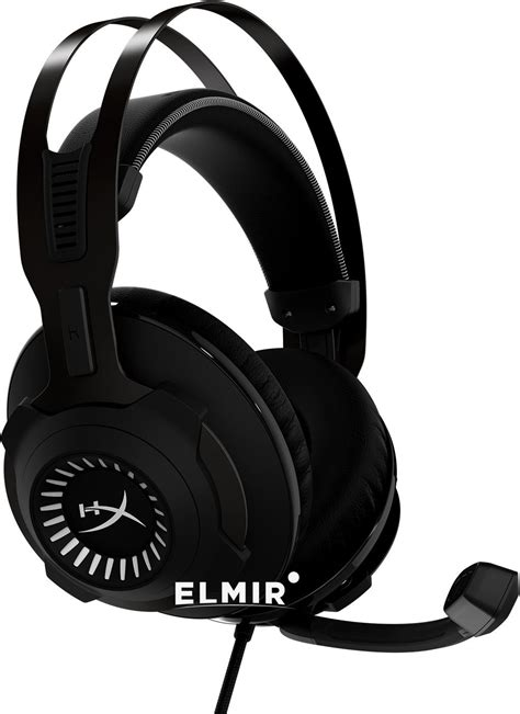 Hyperx Cloud Revolver S Gaming Headset Dolby 7 1 kingston hyperx cloud revolver s gaming headset dolby surround 7 1 hx hscrs gm ee